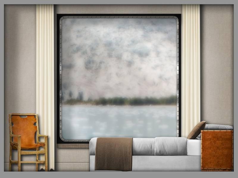 cabin on ventus australis patagonia cruise