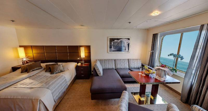 one ocean expeditions-ship-resolute once ocean suite