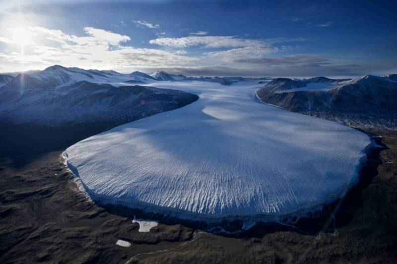 Dry Valleys_Antarctica
