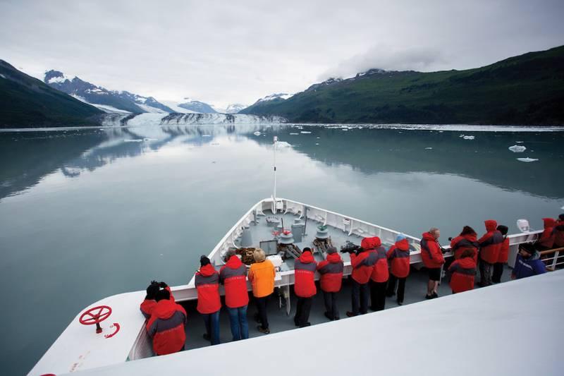 silversea - alaska cruise