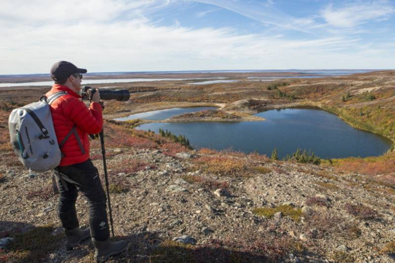 Arctic Haven Lodge photographer