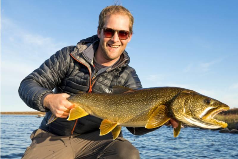 Arctic Haven Lodge fishing