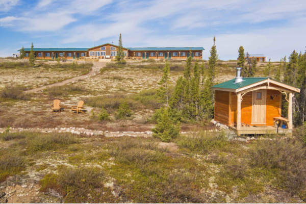 Arctic Haven Lodge
