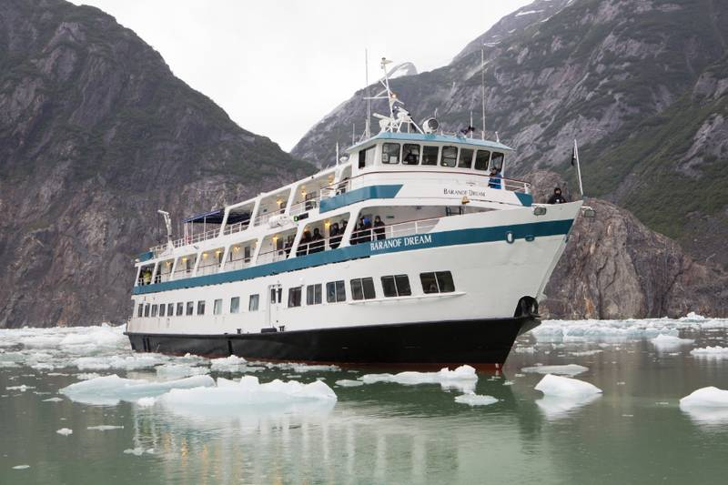 alaska dream cruises - baranof dream