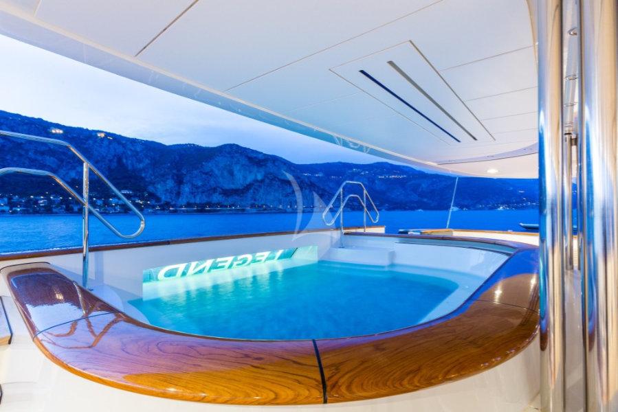 legend pool