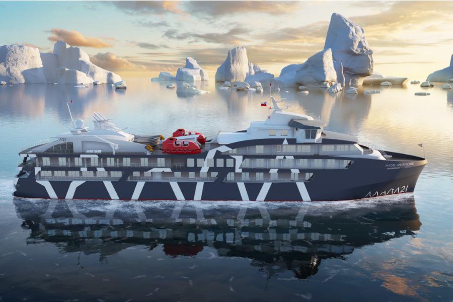 Antarctica XXI - Magellan Explorer