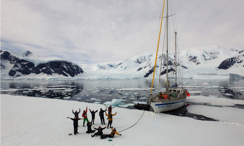 Quixote Expeditions - Ocean Tramp Antarctica