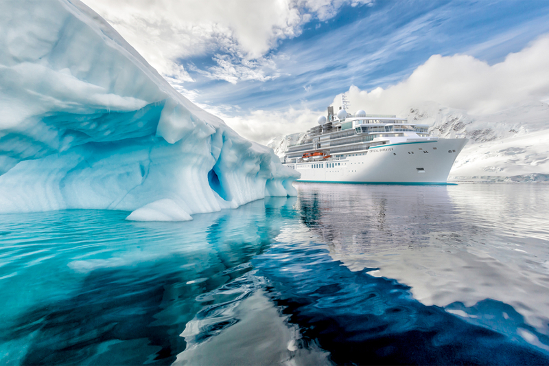Crystal Endeavor antarctica cruise luxury