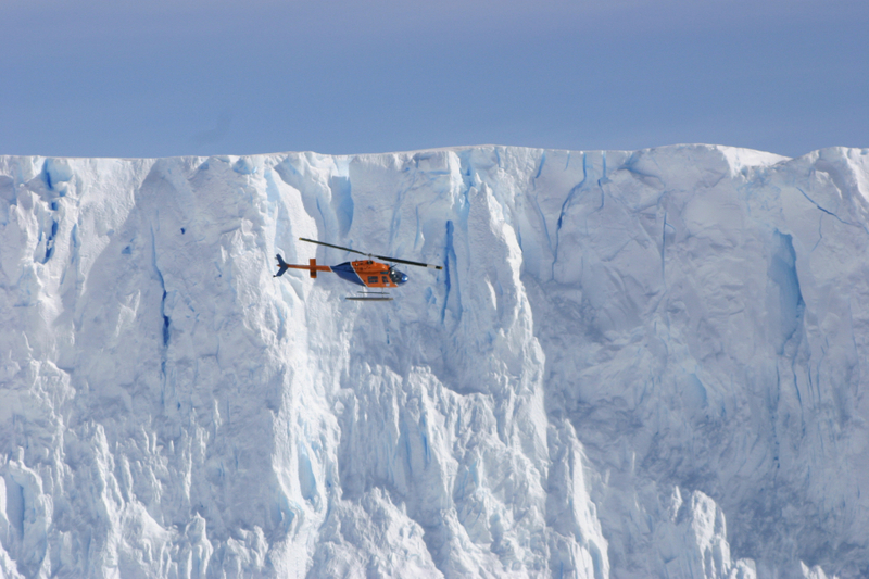 East Antarctica cruise