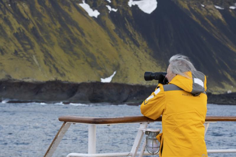 quark expedition - ocean adventurer - arctic cruise