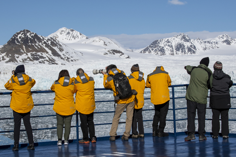quark expedition - ocean adventurer - arctic cruise