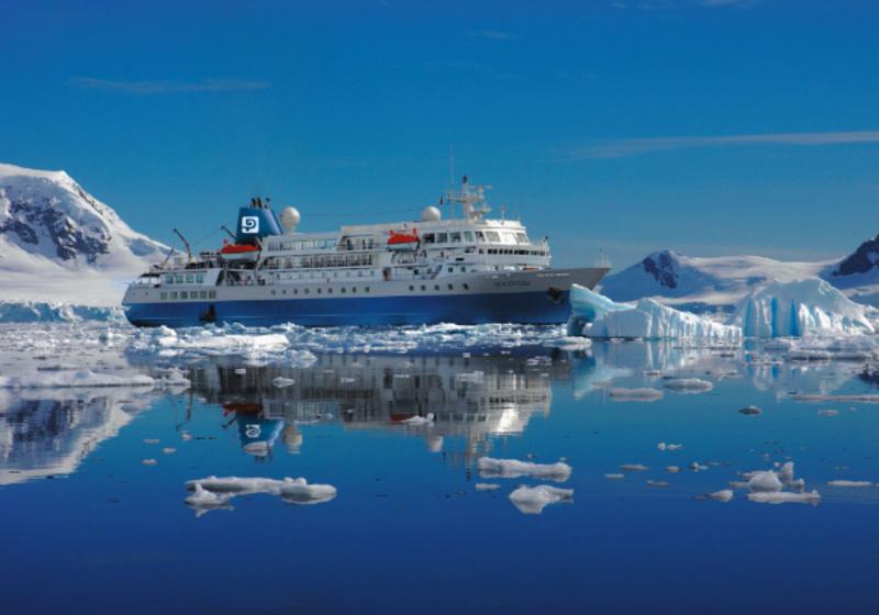 Polar latitudes - seaventure antarctica cruise