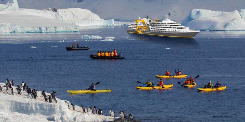 Quark Expeditions | Ultramarine antarctica cruises