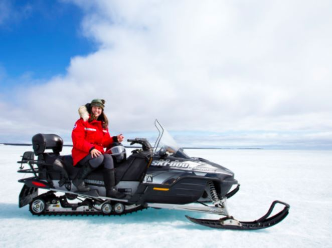 arctic haven lodge spring travel