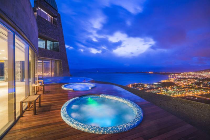 arakur resort and spa ushuaia argentina
