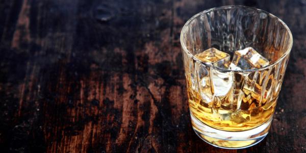 iceberg in whiskey antarctica