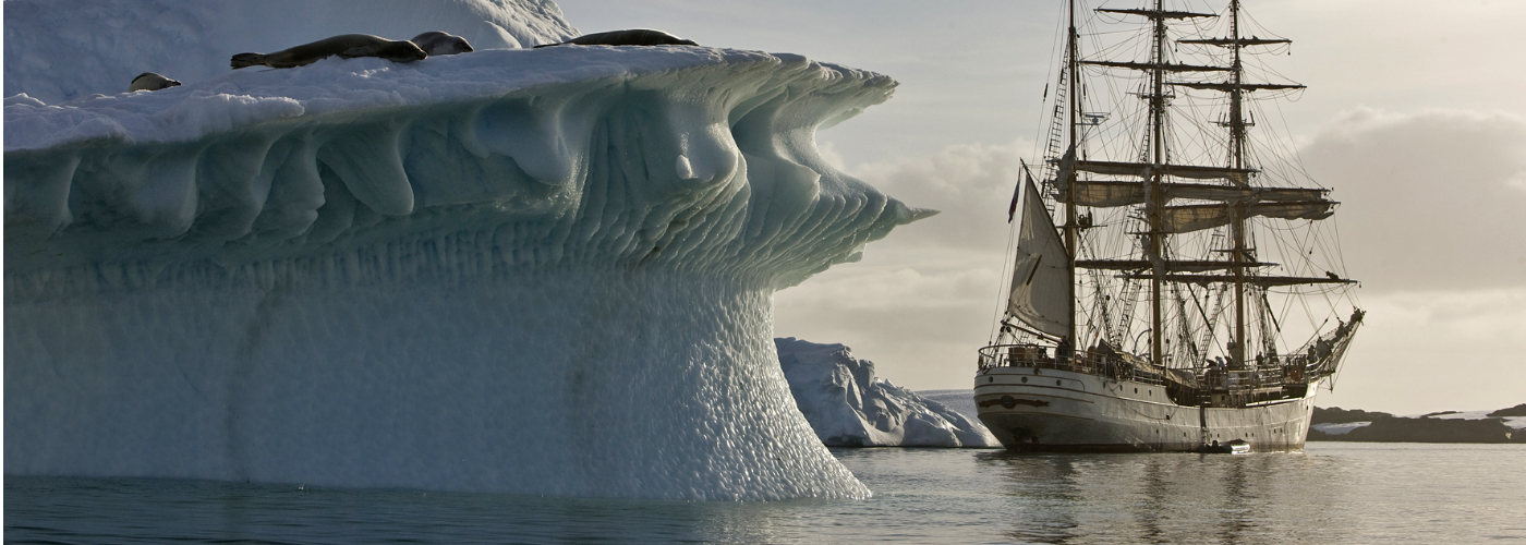 antarctica cruise how to get there
