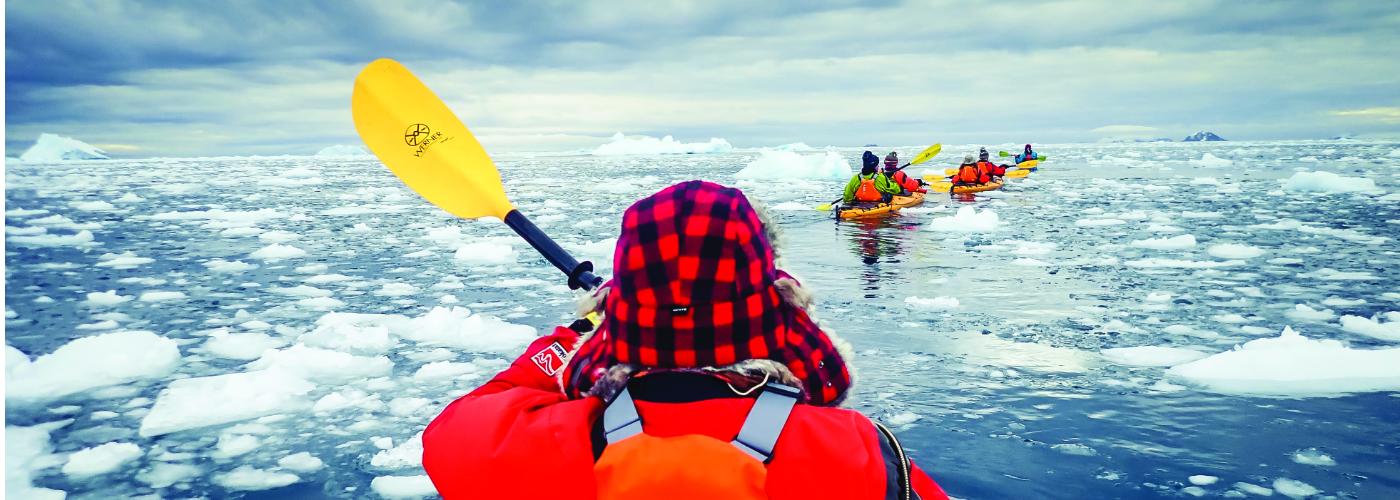 antarctica cruise adventure activities