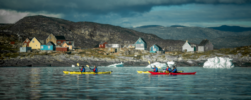 adventure activities on arctic cruises