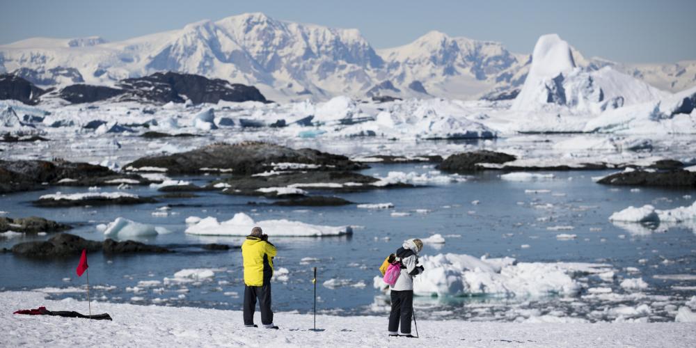 antarctica travel insurance information