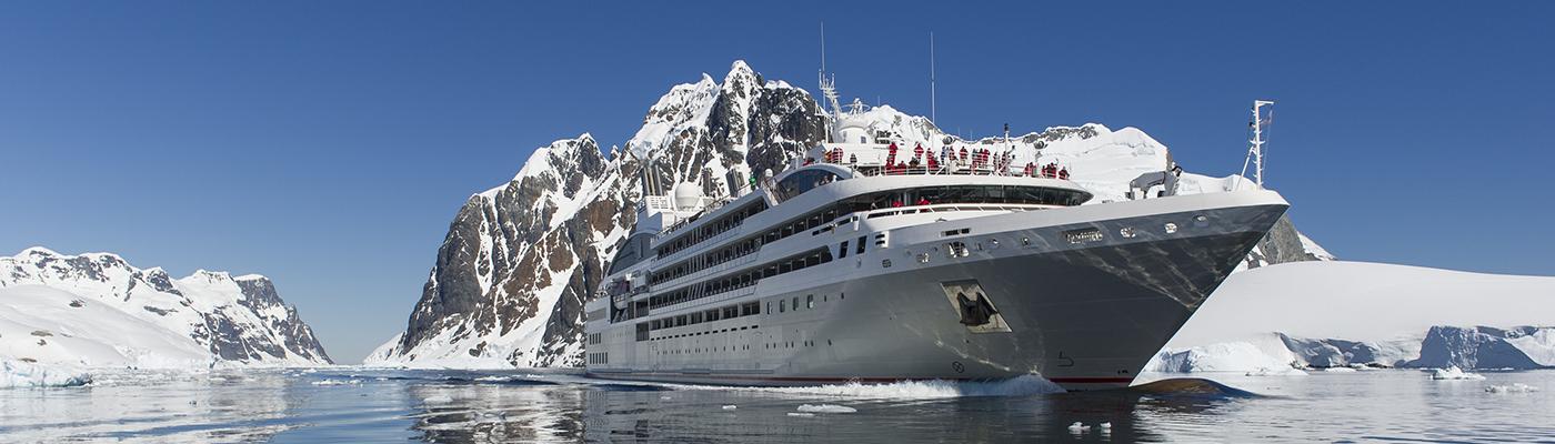 l'austral luxury antarctica cruise