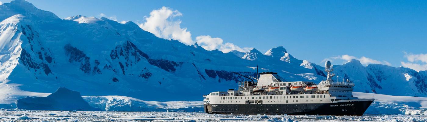 ocean endeavour antarctica expedition ship
