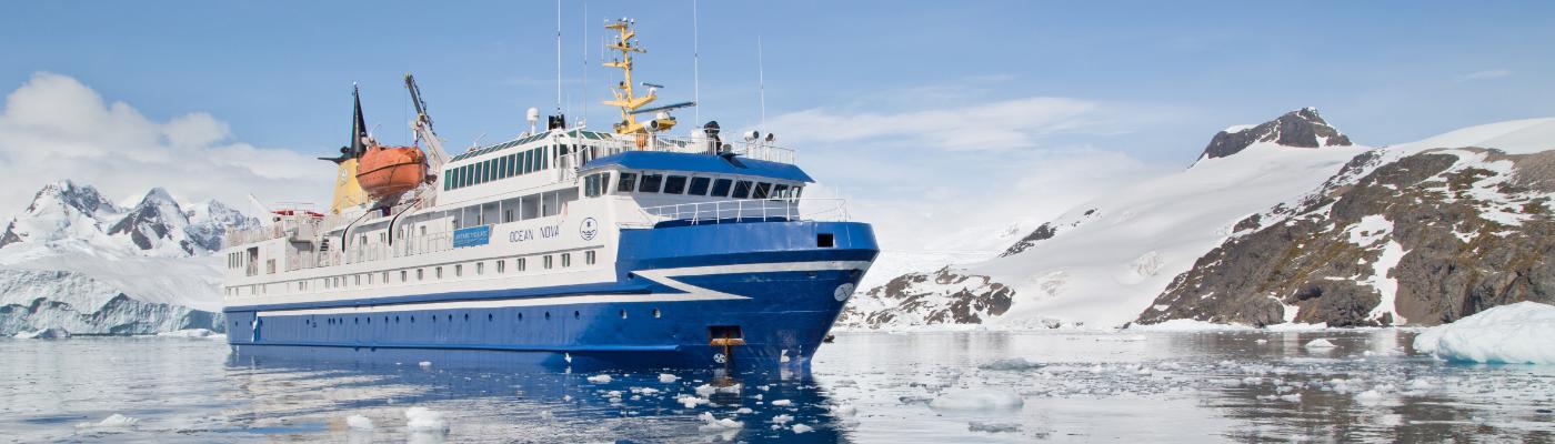 ocean nova antarctica expedition ship