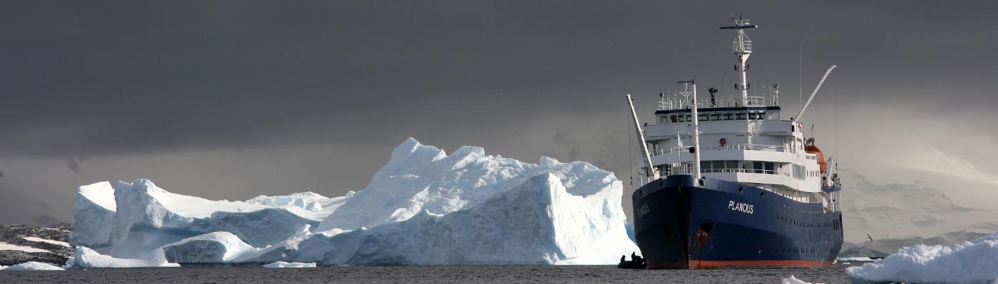 MV Plancuis polar expedition vessel