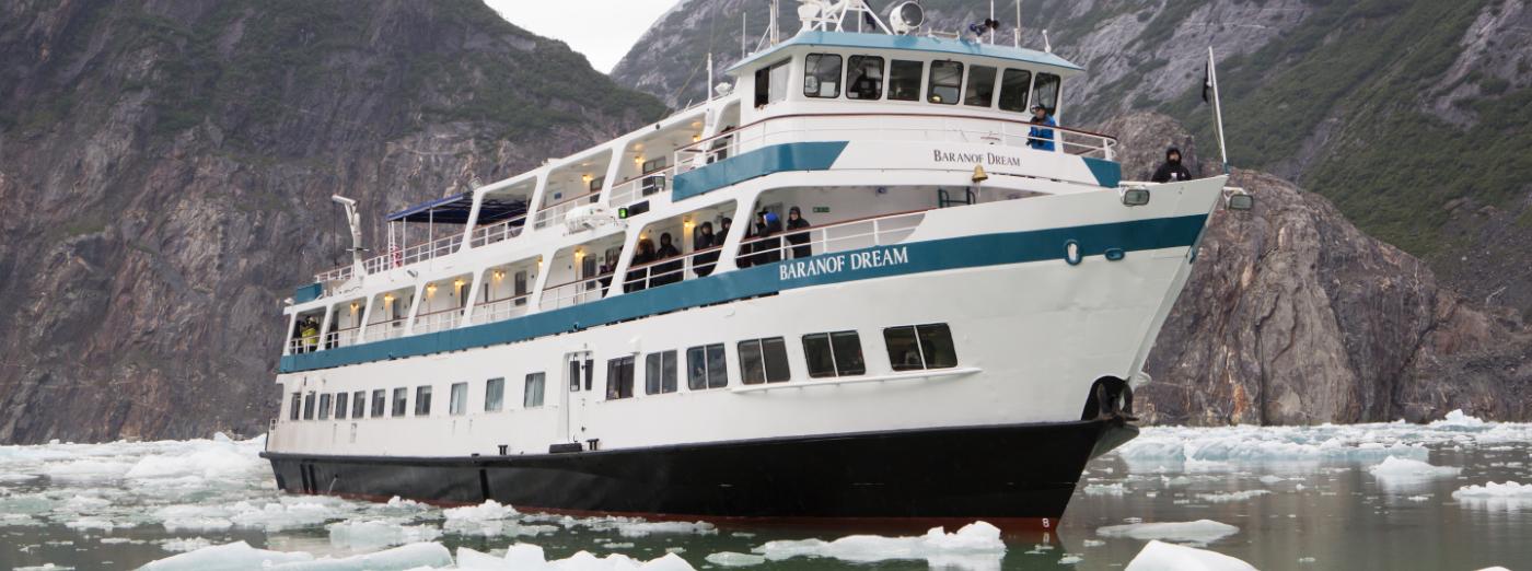 baranof dream alaska cruise