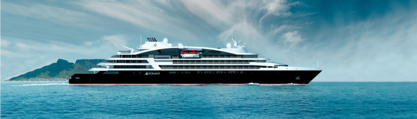 ponant explorer expedition cruise vessel