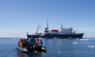 akademik shokalskiy expedition cruise vessel antarctica and arctic