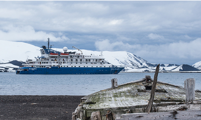 hebridean sky luxury antarctica cruise ship