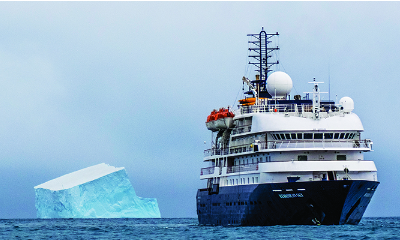island sky luxury antarctica cruise ship