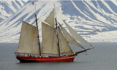 noorderlicht arctic sailing vessel