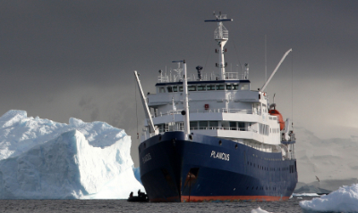 MV Plancuis polar expedition vessel