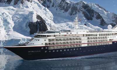 silver cloud luxury expedition ship polar