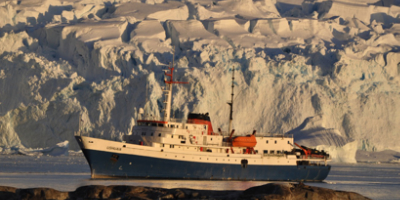 MV Ushuaia Antarctica expedition ship