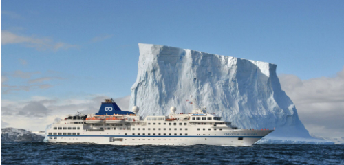 rcgs resolute polar cruise ships