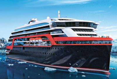 roald amundsen antarctica cruise ship