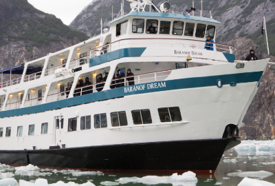 baranof dream alaska cruise