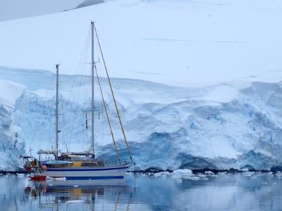 ocean tramp antarctica cruise sailing yacht