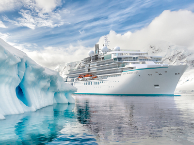 crystal endeavour expedition yacht antarctica cruise luxury