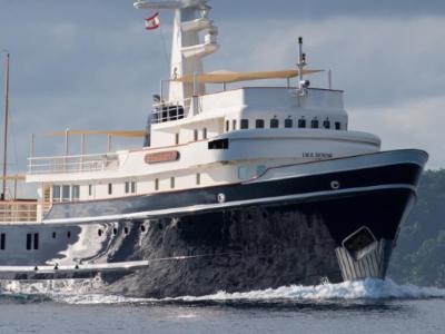 seawolf luxury private super yacht antarctica cruise