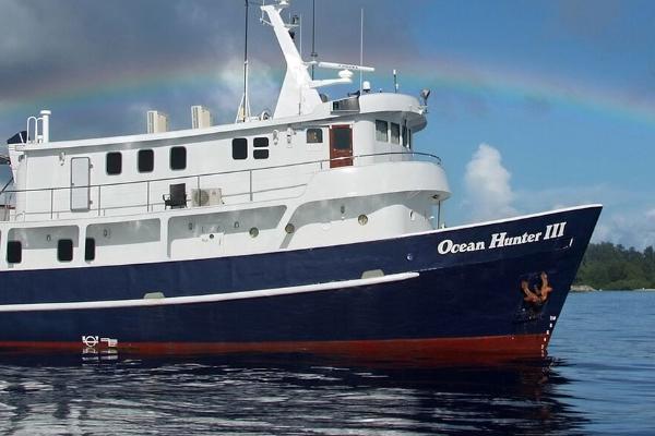 ocean hunter iii palau expedition cruise