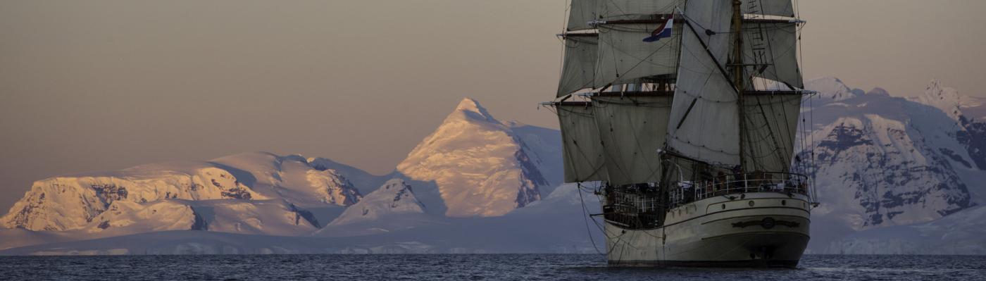 bark europa sail on a tall ship to antarctica chrismtas antarctica cruise