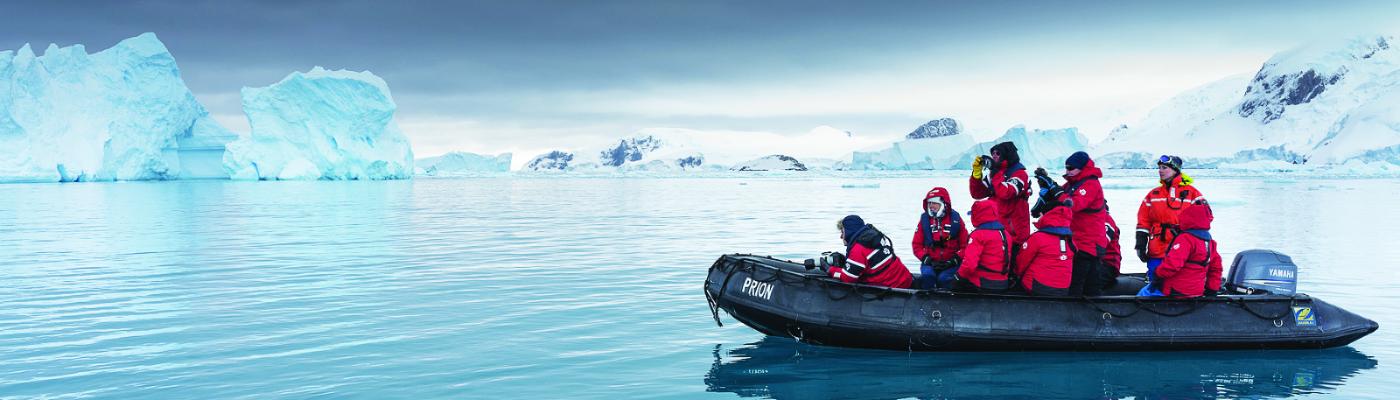 island sky luxury antarctica cruise