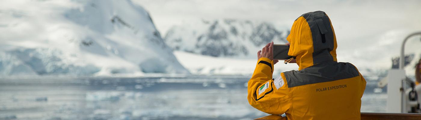 island sky luxury all inclusive antarctic circle cruise