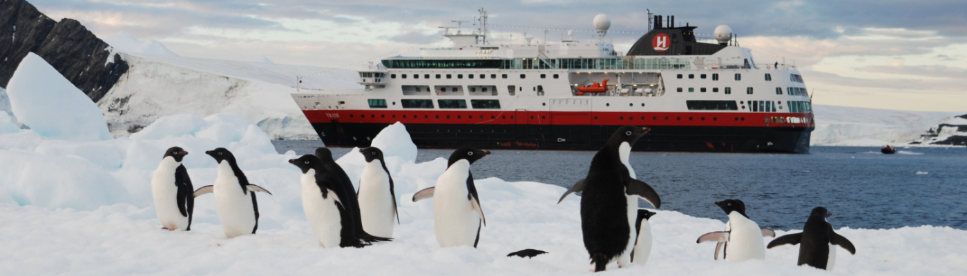 fram antarctic peninsula cruise