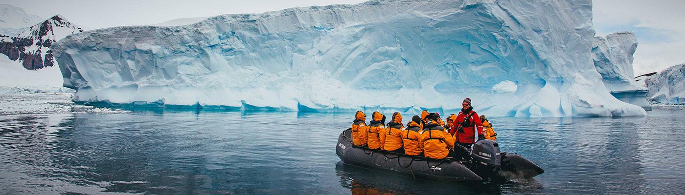 ocean endeavour christmas antarctica cruise