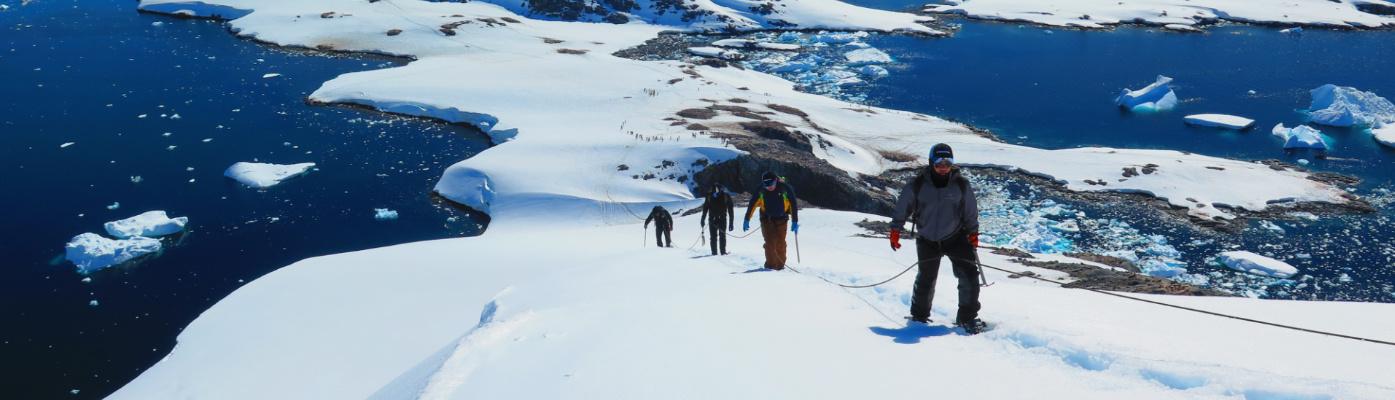 ortelius basecamp new year antarctica cruise